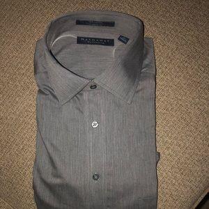 Hathaway Platinum Dress Shirt